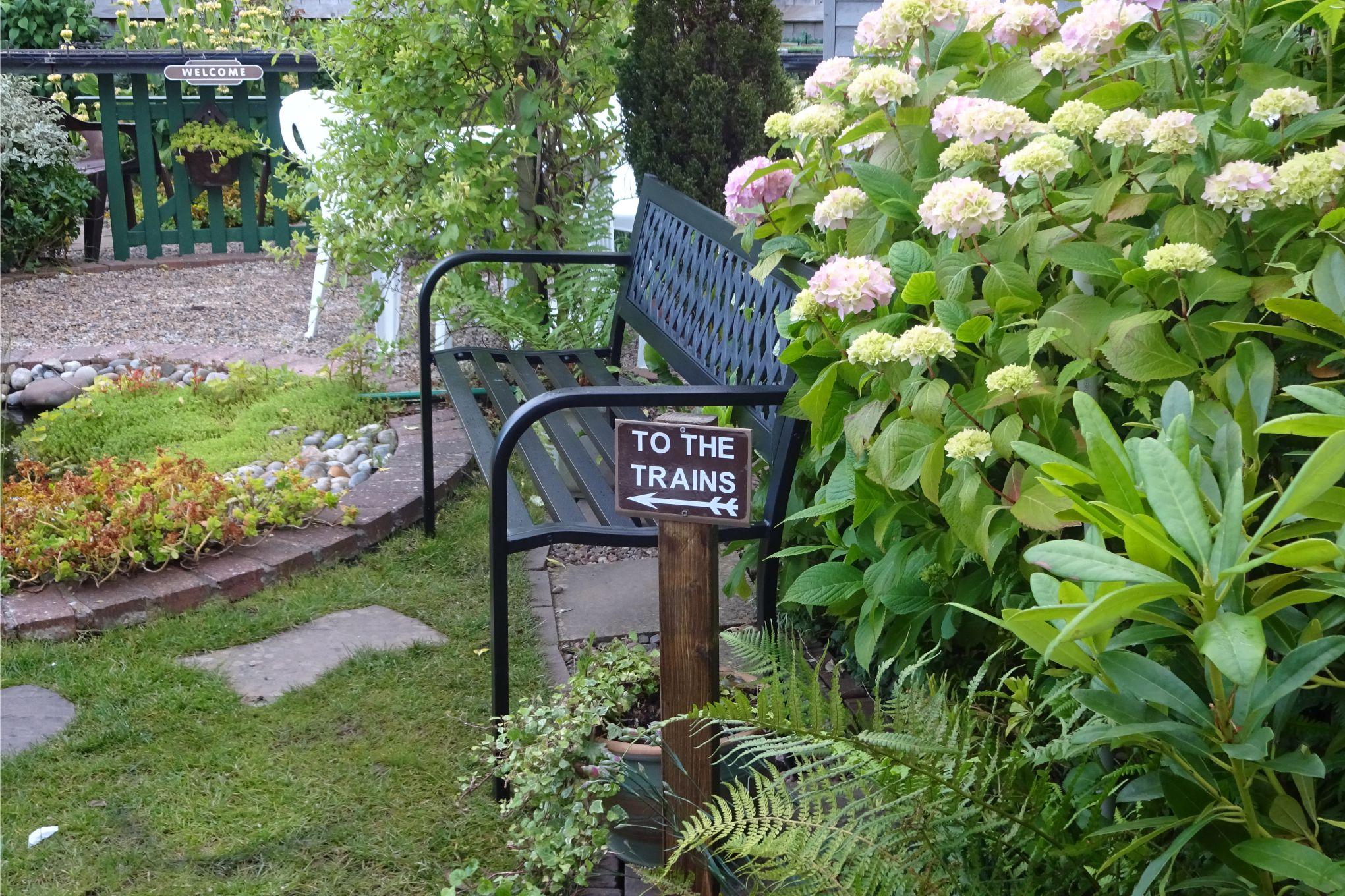 My Railway Garden Photos
