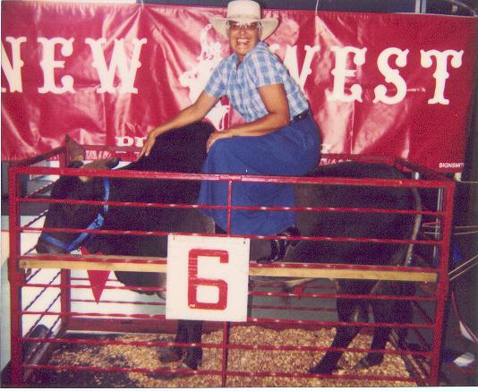 Jane on Bull.jpg